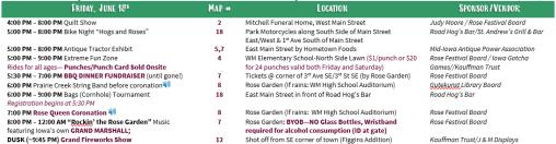 Friday 2021 Schedule2